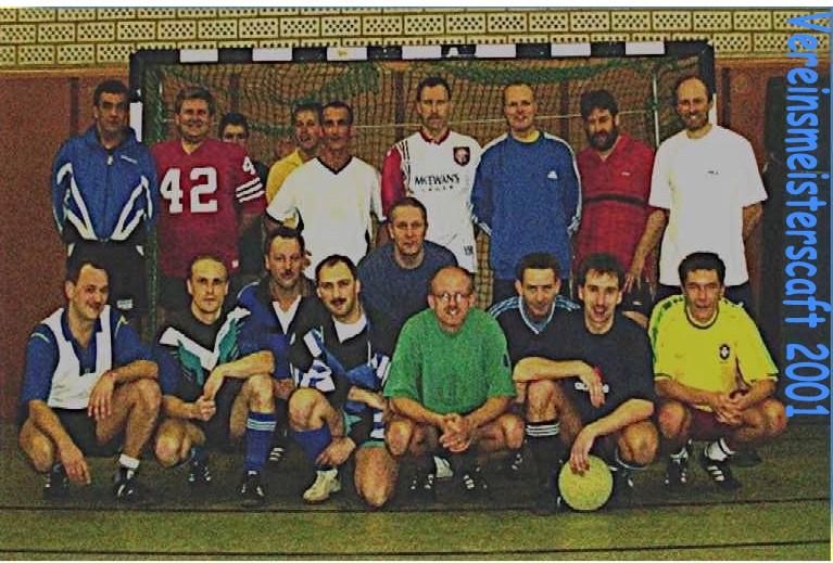 Vereinsjahr 2001