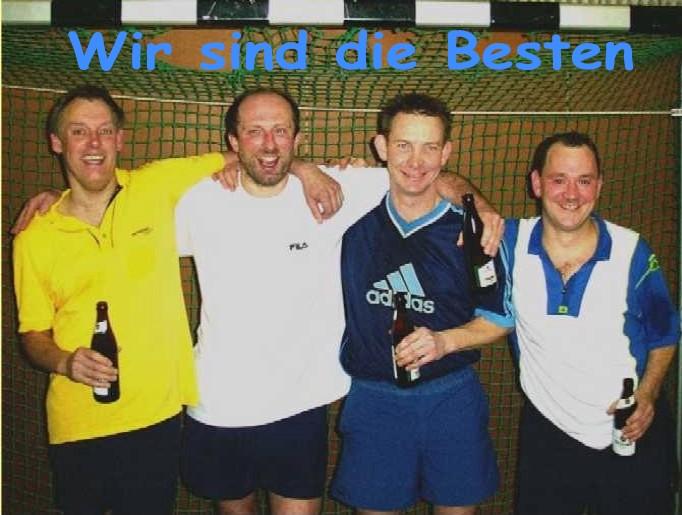 Vereinsmeister 2001